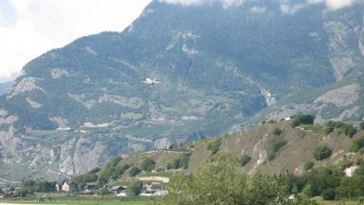 Besichtigung der Autobahnbaustelle Sargans 1v2