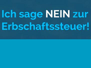 Erbschaftssteuer gefährdet Erfolgsmodell Schweiz<br/>